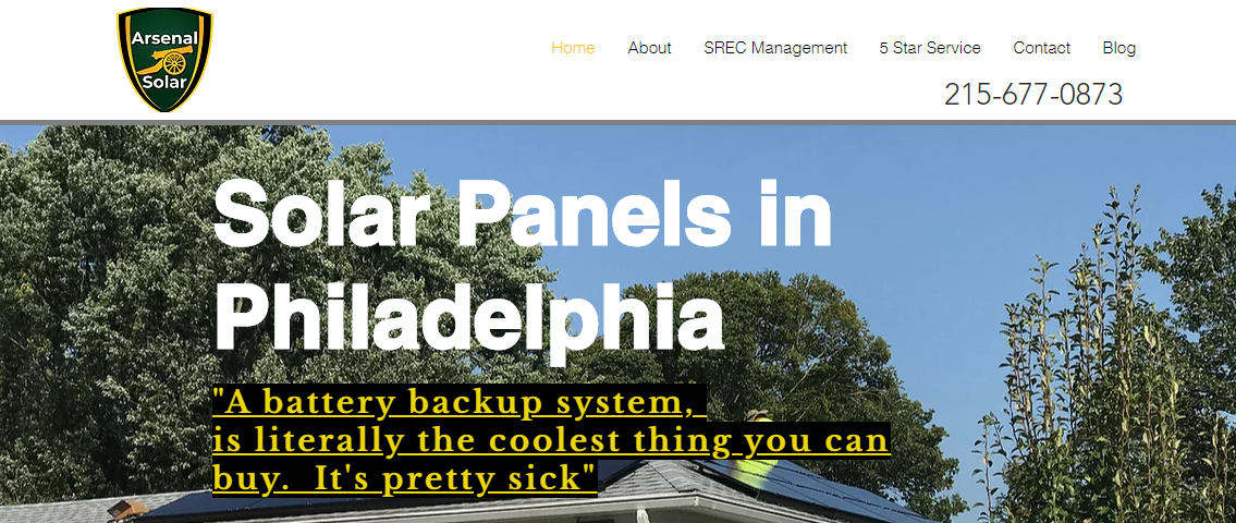 5 Best Solar Panels in Philadelphia2