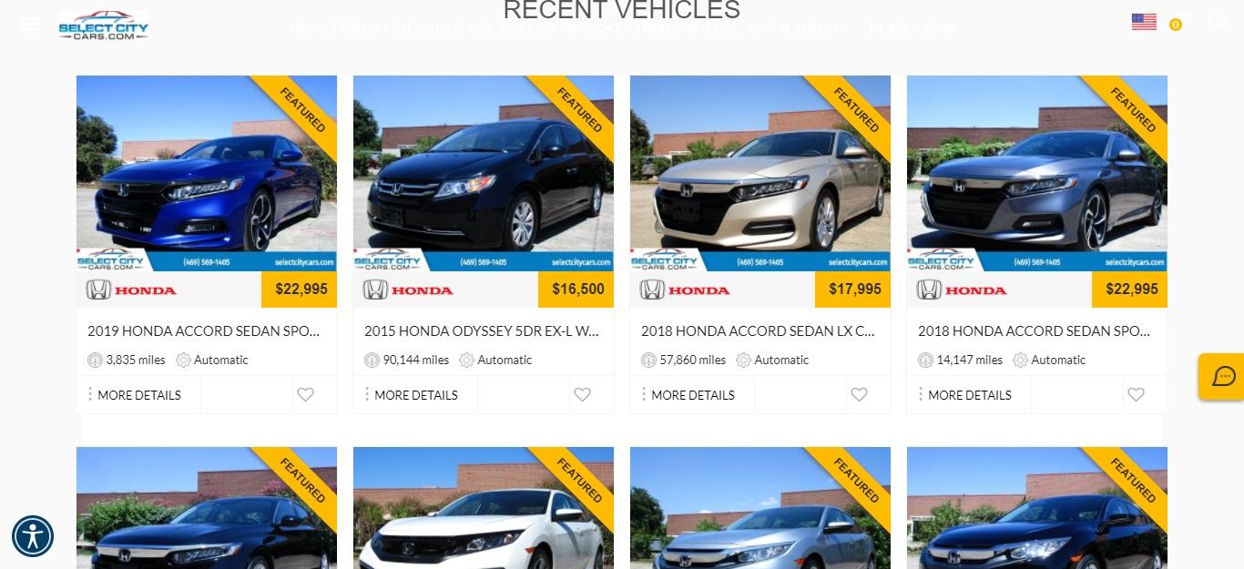 Dallas' Best Car Dealers