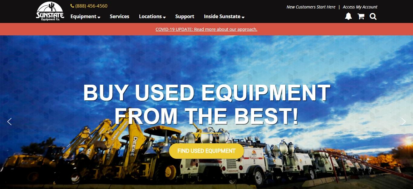 Best Heavy Machinery Dealers in San Diego