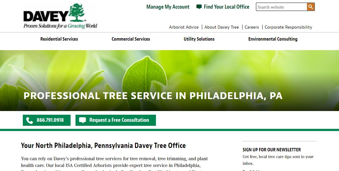 5 Best Arborists in Philadelphia 1