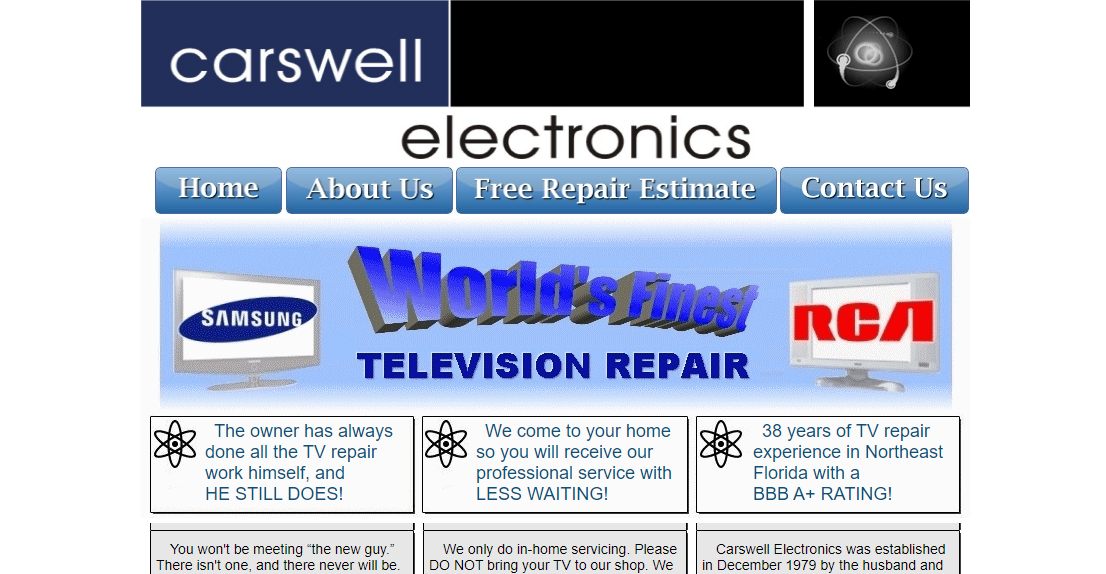 5 Best Televisions in Jacksonville 5