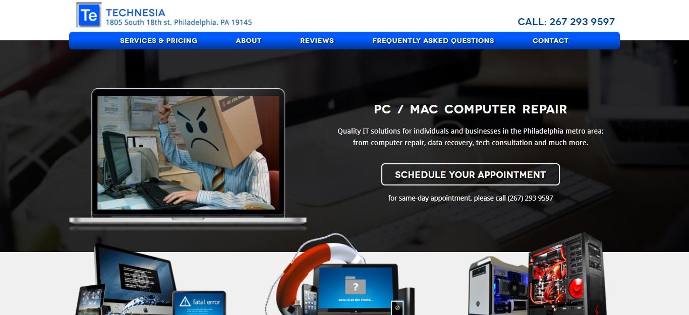 Best Computer Repair in Philadelphia