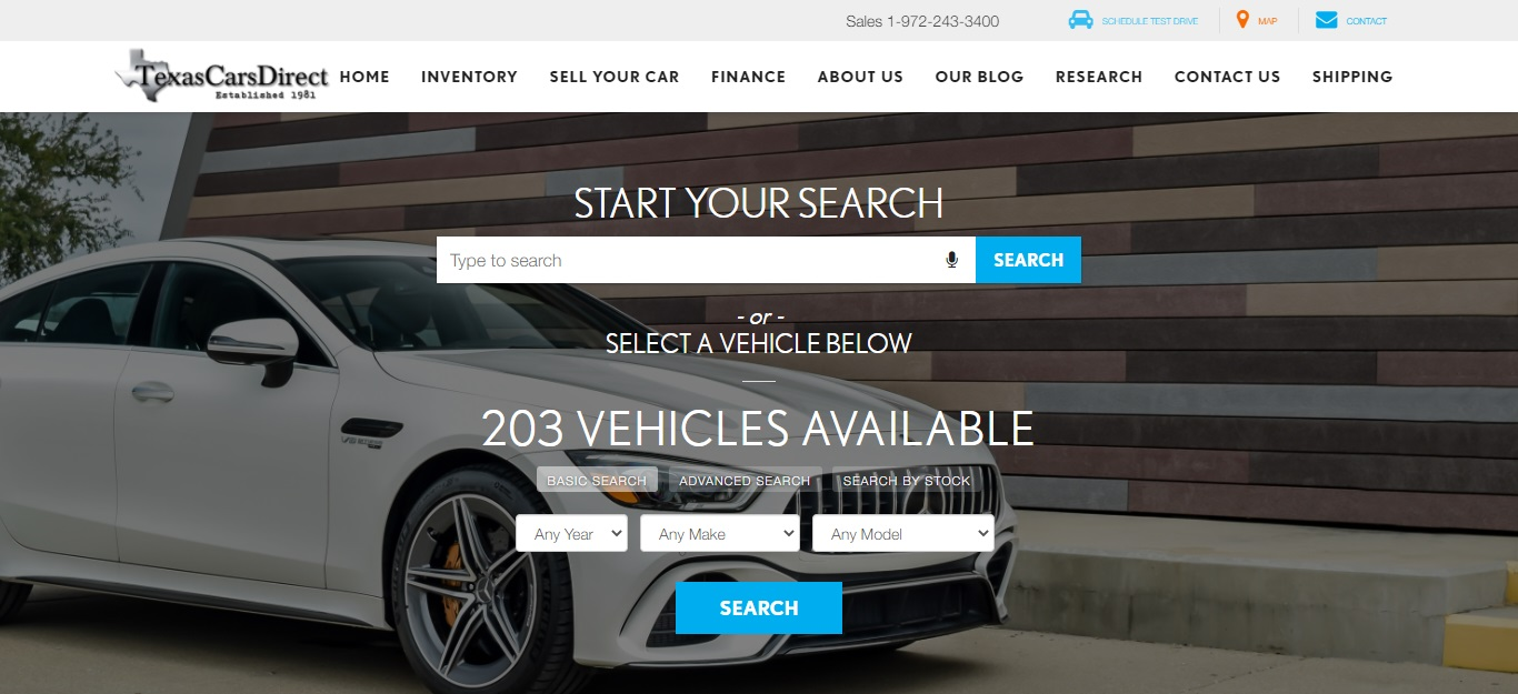 The Best Car Dealers in Dallas