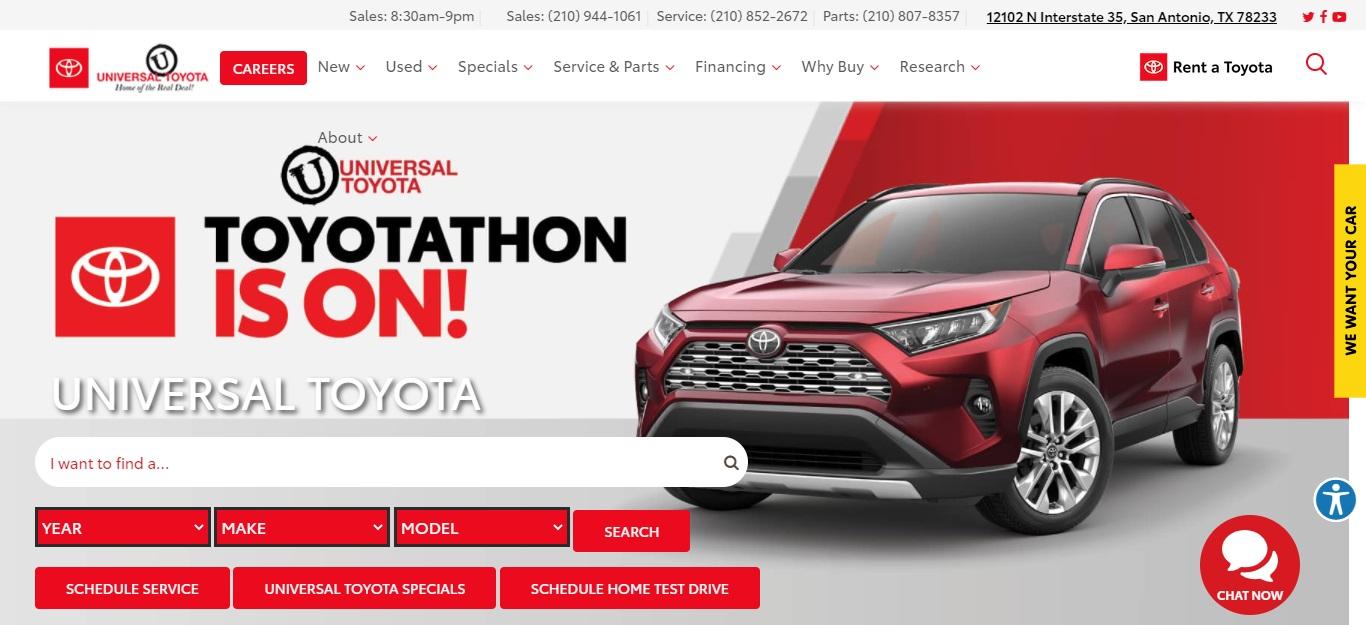 San Antonio Best Toyota Dealers