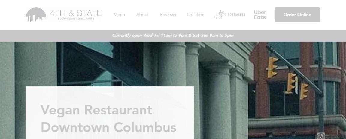 5 Best Vegan Restaurants in Columbus 1