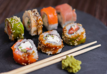 5 Best Sushi Restaurants in Jacksonville