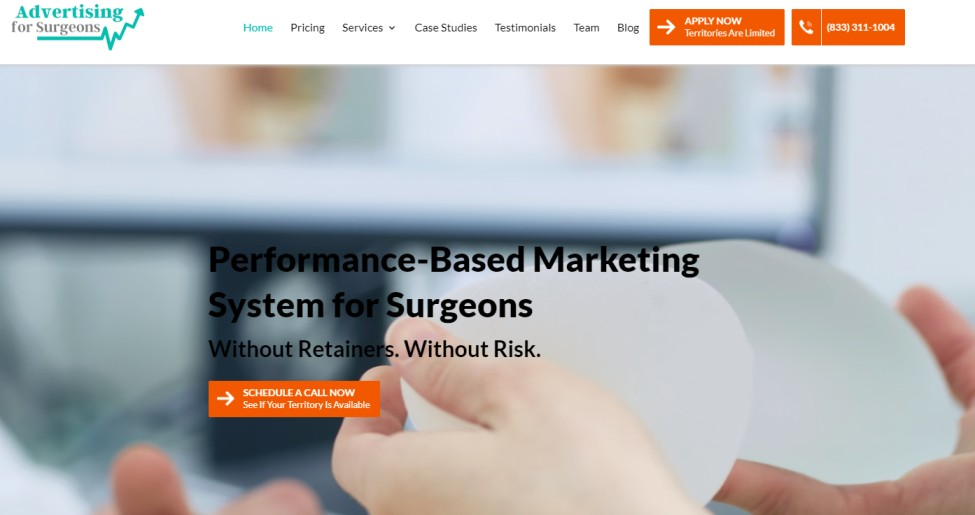 Advertising for Surgeons