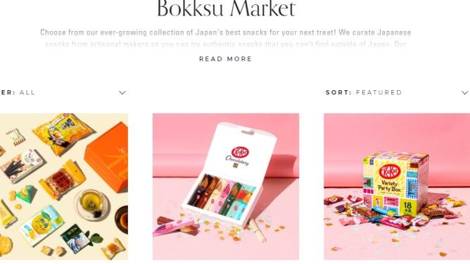 Bokksu Market
