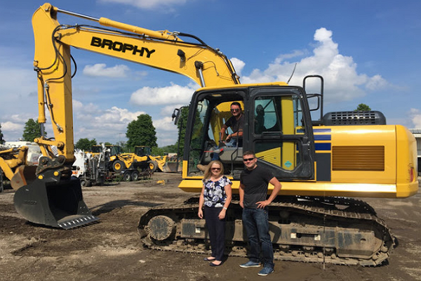 Brophy Excavation-Demolition