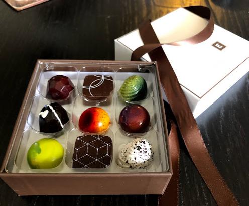Christopher Elbow Chocolates