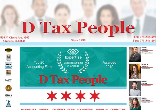 D Tax People