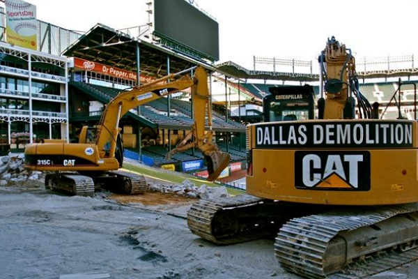 Dallas Demolition