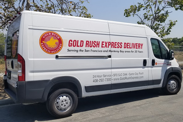 Gold Rush Express Delivery