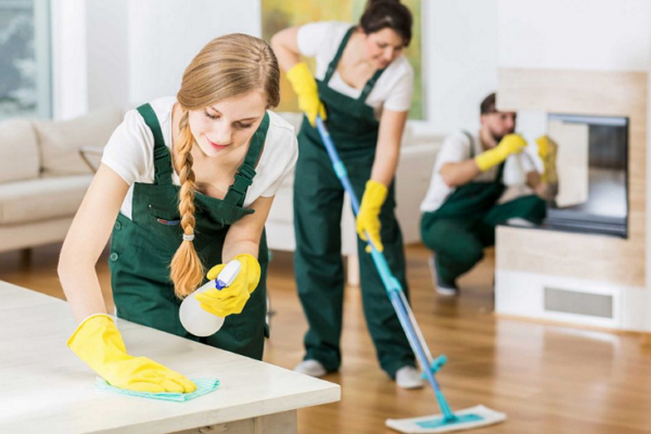 H & T. A + Cleaning Services