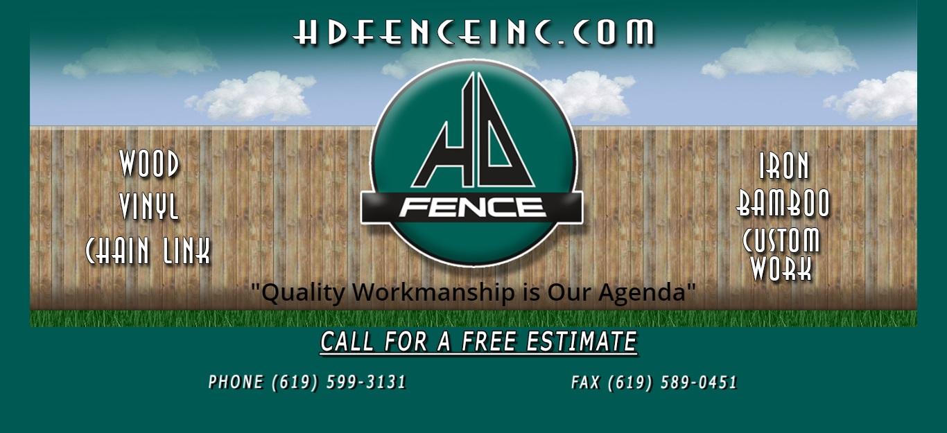 Best Fencing Contractors in San Diego