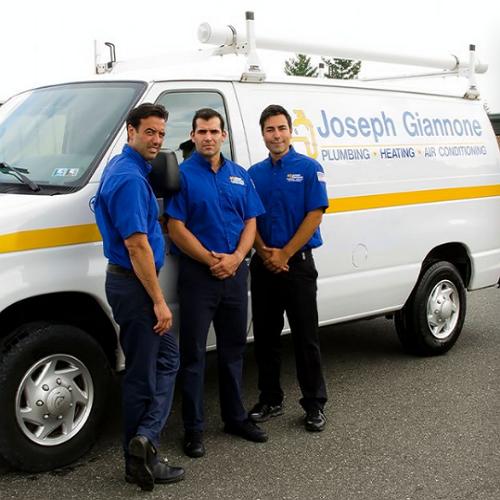 Joseph Giannone Plumbing, Heating & Air Conditioning