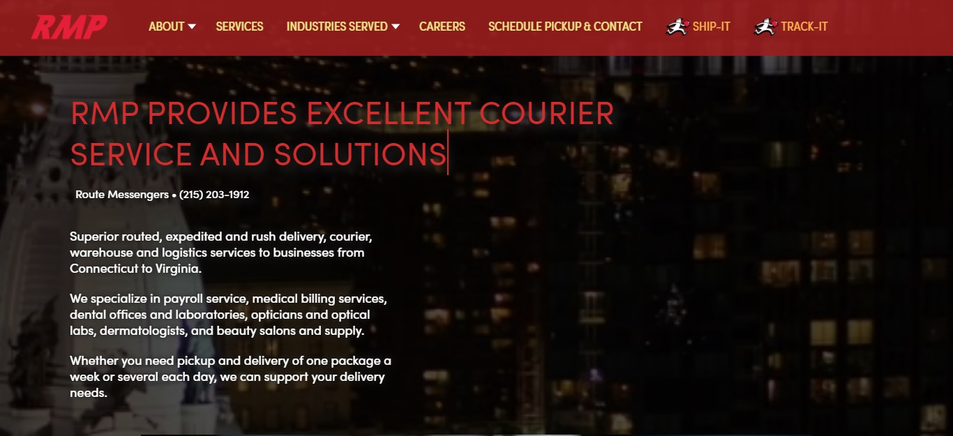 The Best Courier Services in Philadelphia