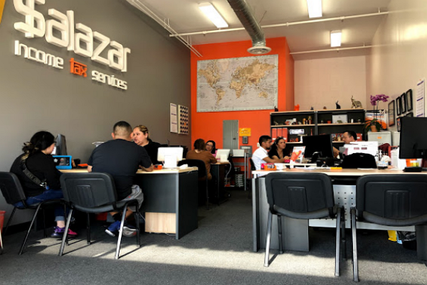 Salazar Income Tax Services