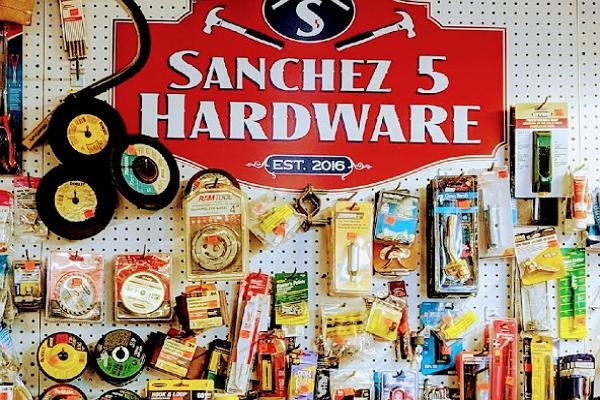 Sanchez 5 Hardware