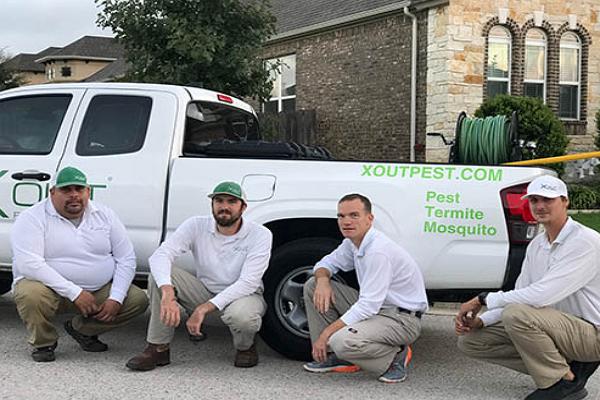 X Out Pest Services - San Antonio Pest Control
