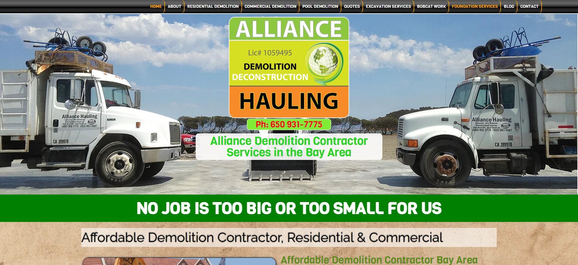The Best Demolition Builders in San Francisco