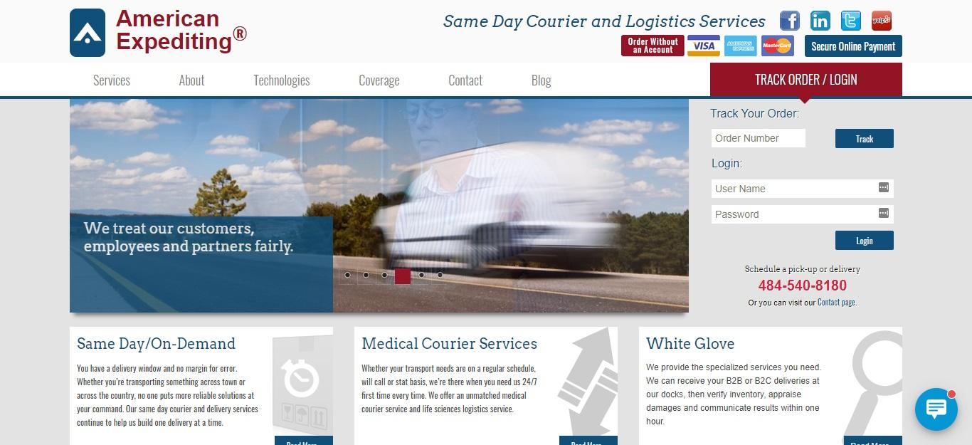 Philadelphia Best Courier Services