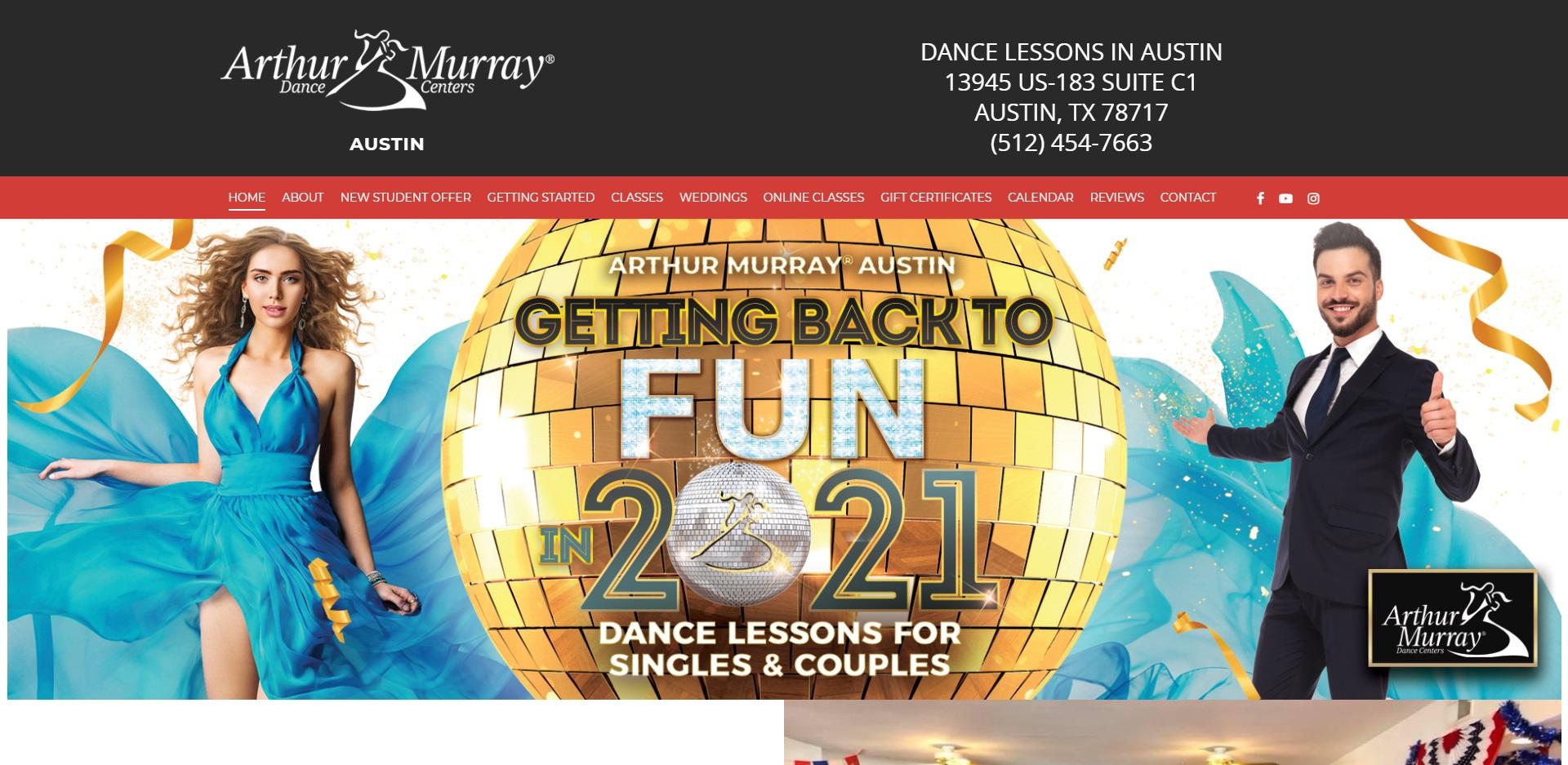 The Best Dance School in Austin