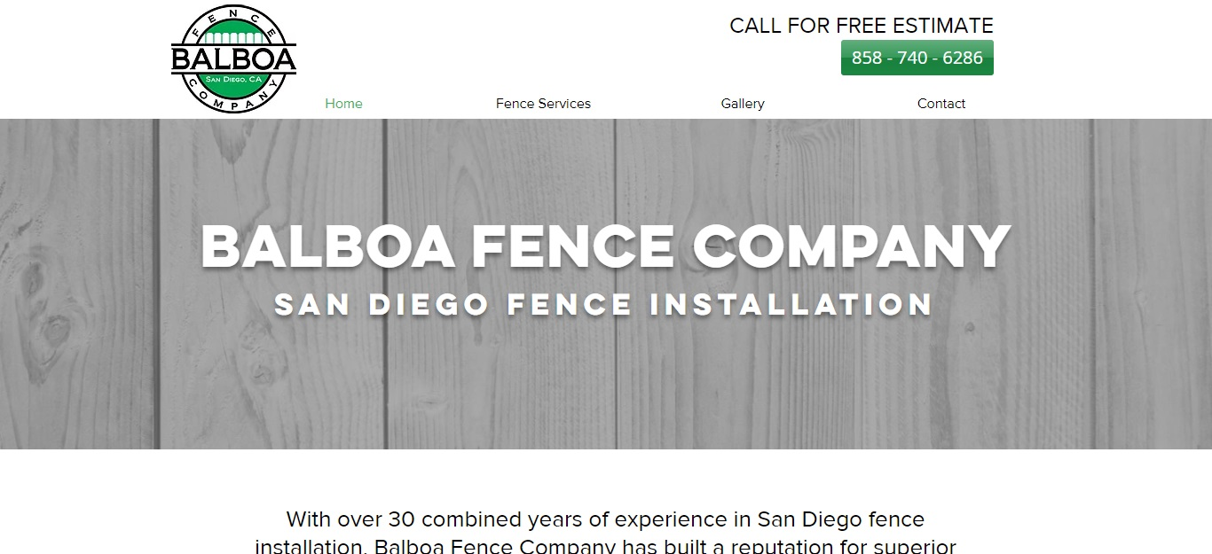 The Best Fencing Contractors in San Diego
