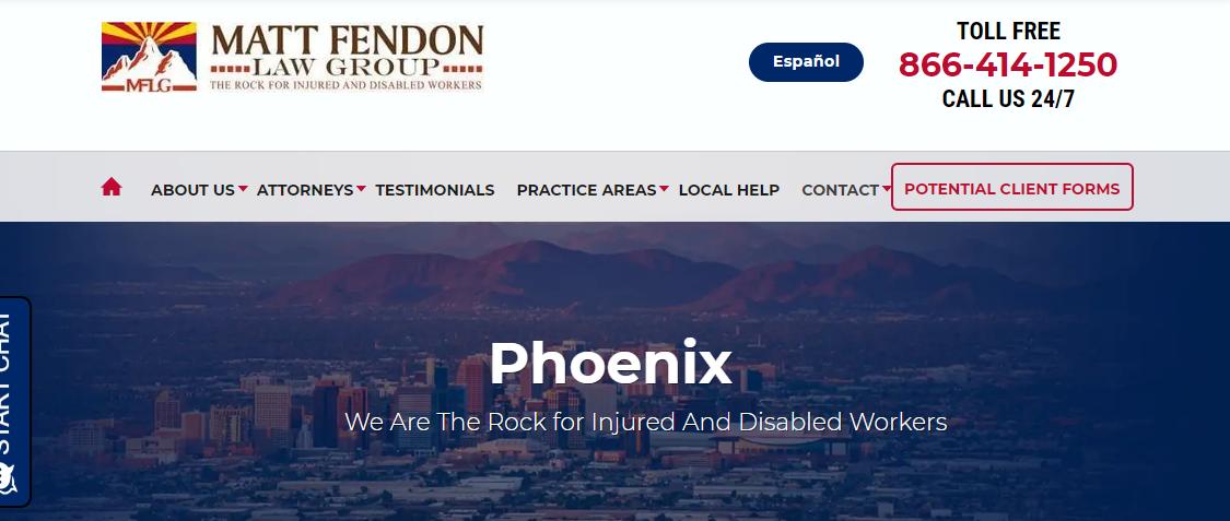 5 Best Compensation Attorneys in Phoenix 3