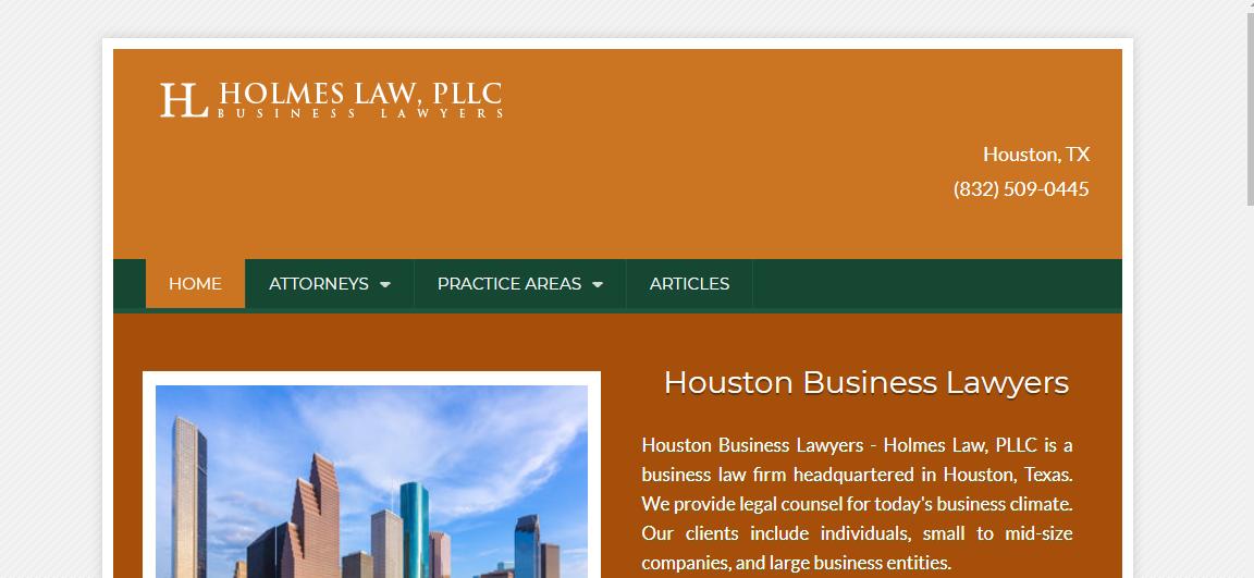 Corporate Attorneys in Houston1