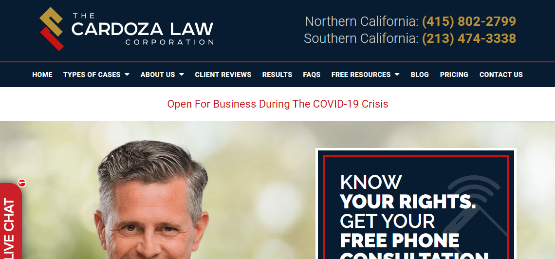 5 Best Consumer Protection Attorneys in San Francisco 1