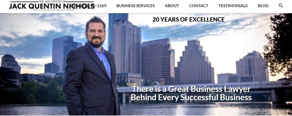 5 Best Contract Attorneys in Austin2
