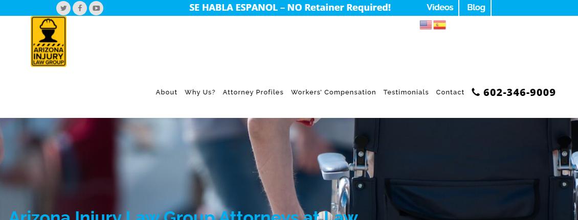5 Best Compensation Attorneys in Phoenix 2