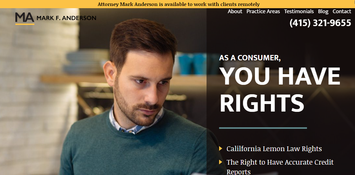 5 Best Consumer Protection Attorneys in San Francisco 2