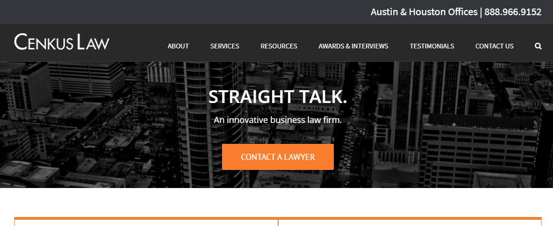 5 Best Contract Attorneys in Austin5