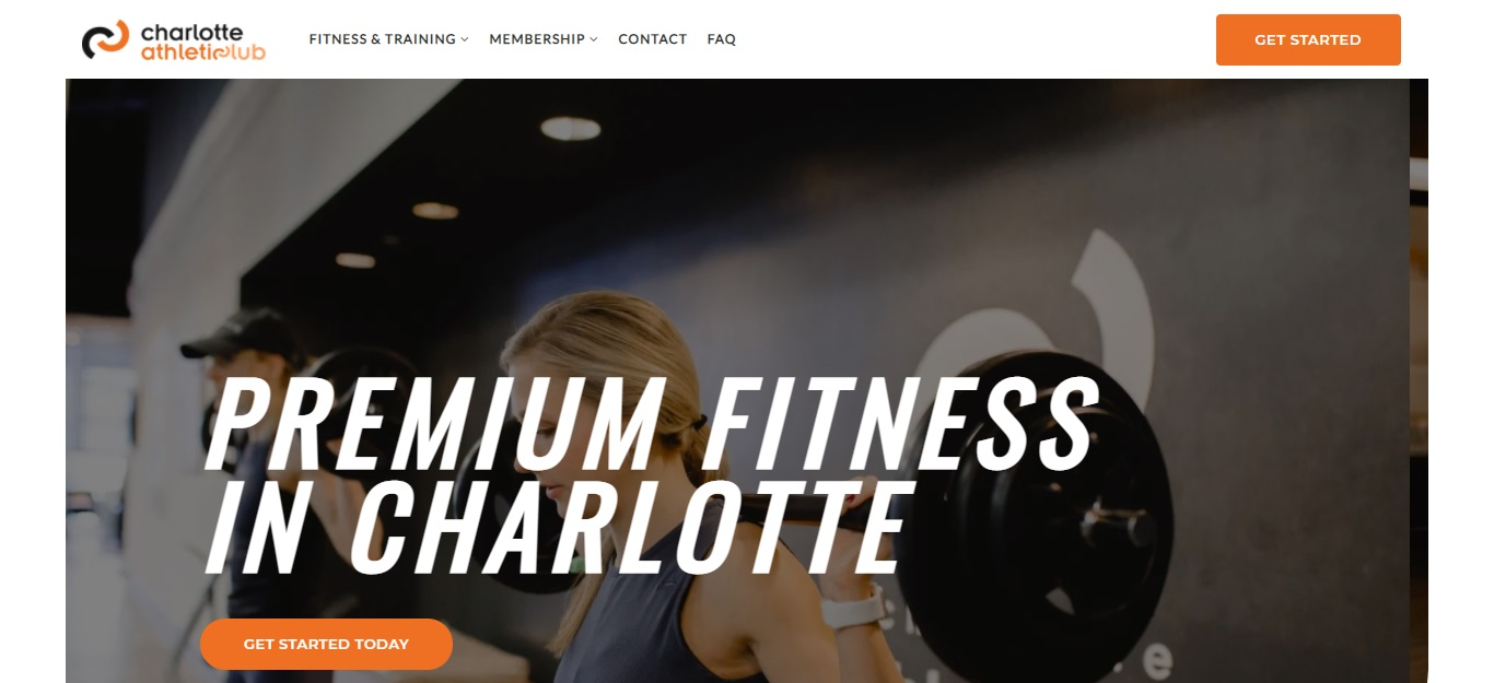 The Best Sports Clubs in Charlotte