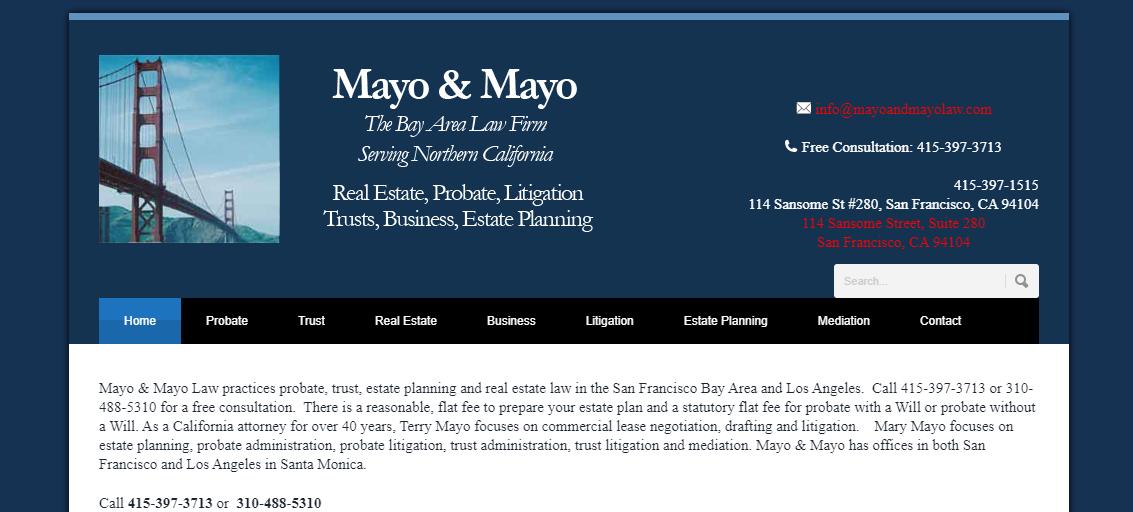 5 Best Estate Planning Attorneys in San Francisco4