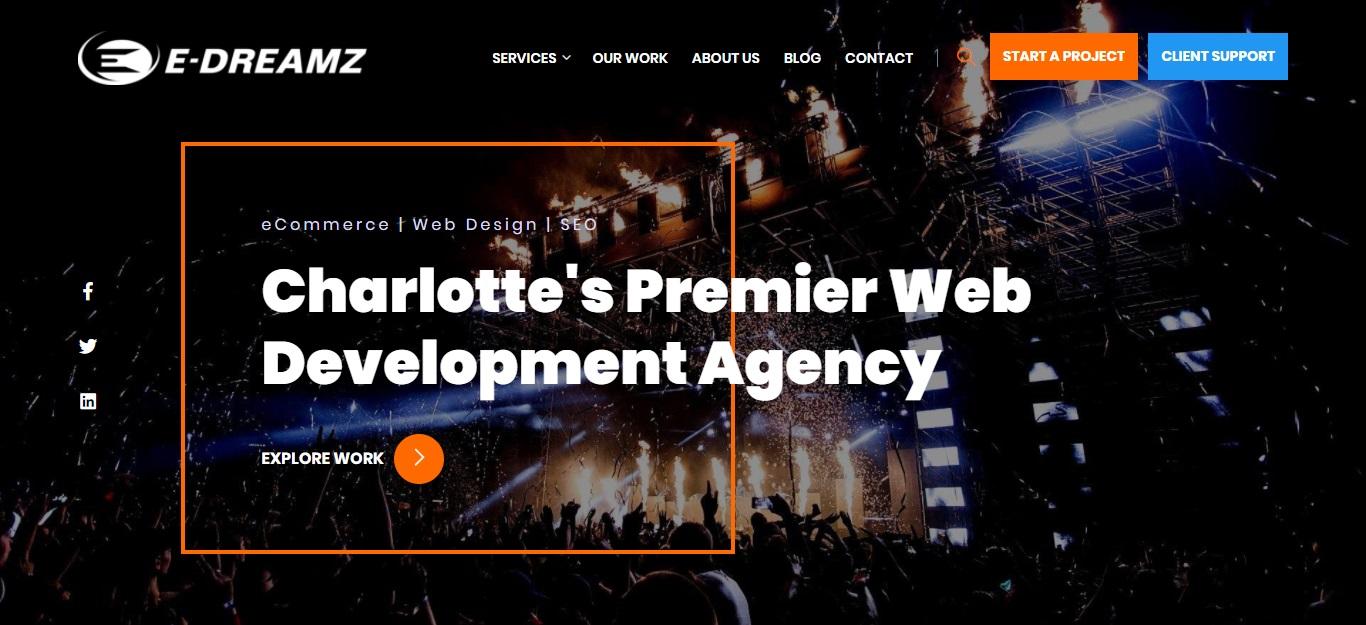 Charlotte's Best Web Hosting