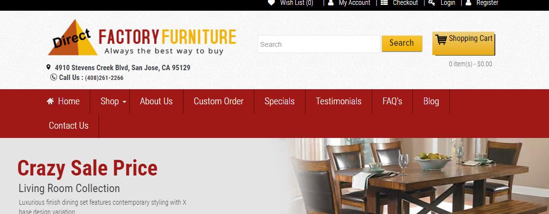 5 Best Furniture in San Jose2