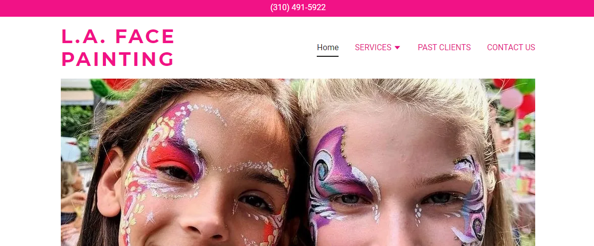 5 Best Face Painting in Los Angeles3
