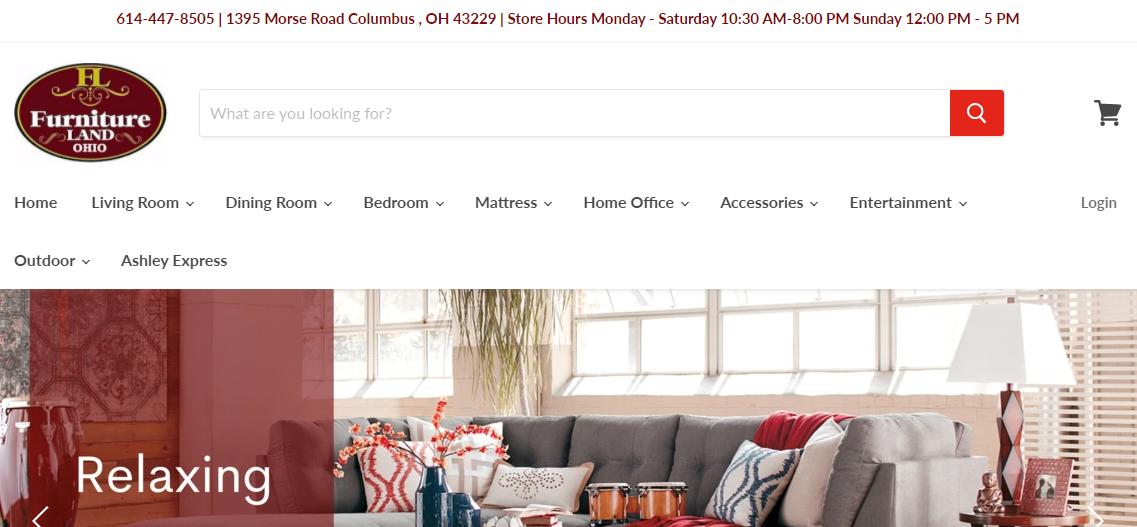 5 Finest Furnishings S In Columbus, Furniture Land Ohio