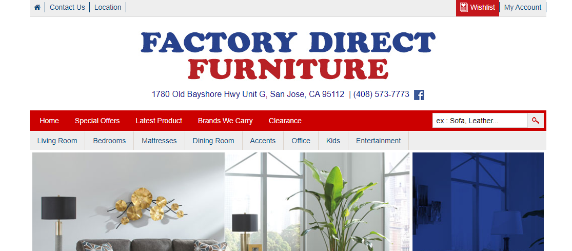 5 Best Furniture in San Jose4