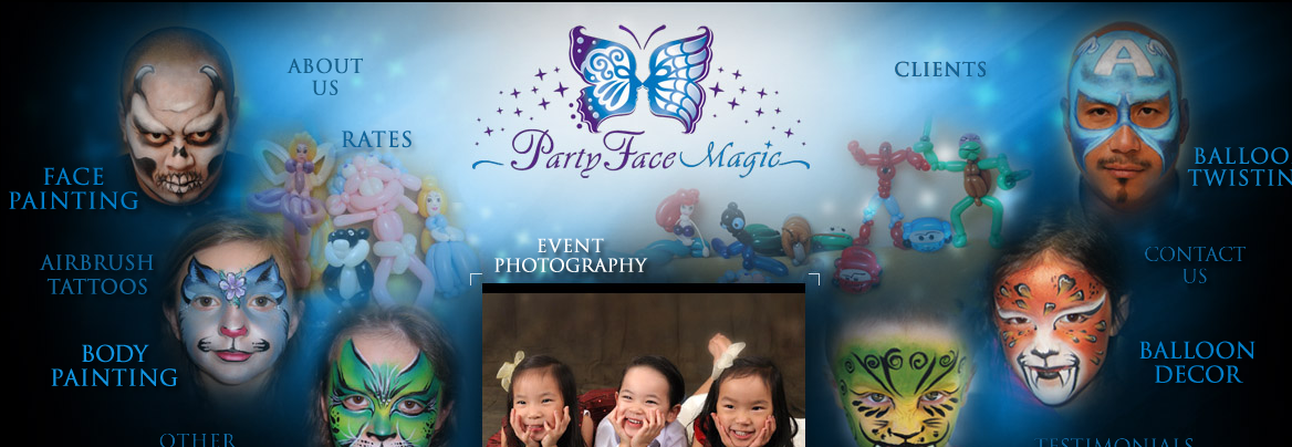 5 Best Face Painting in Los Angeles5