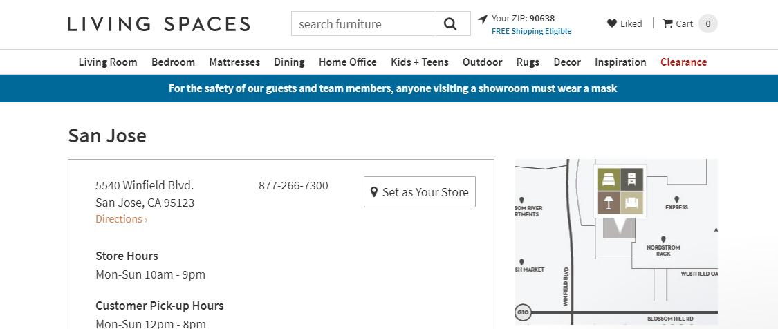 5 Best Furniture in San Jose5