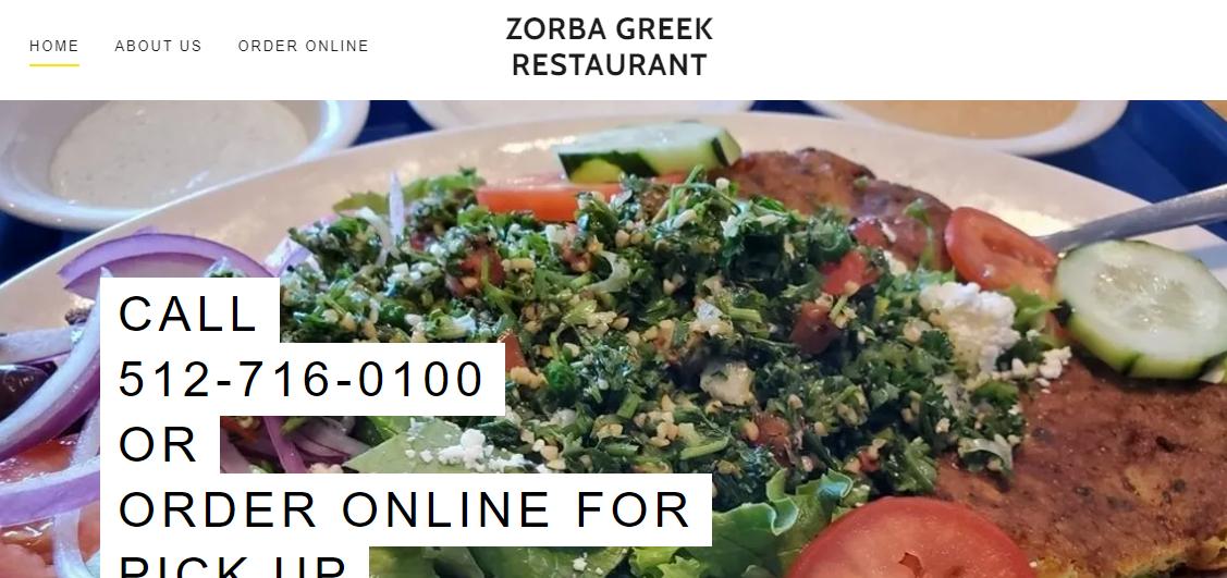 5 Best Greek Food in Austin5