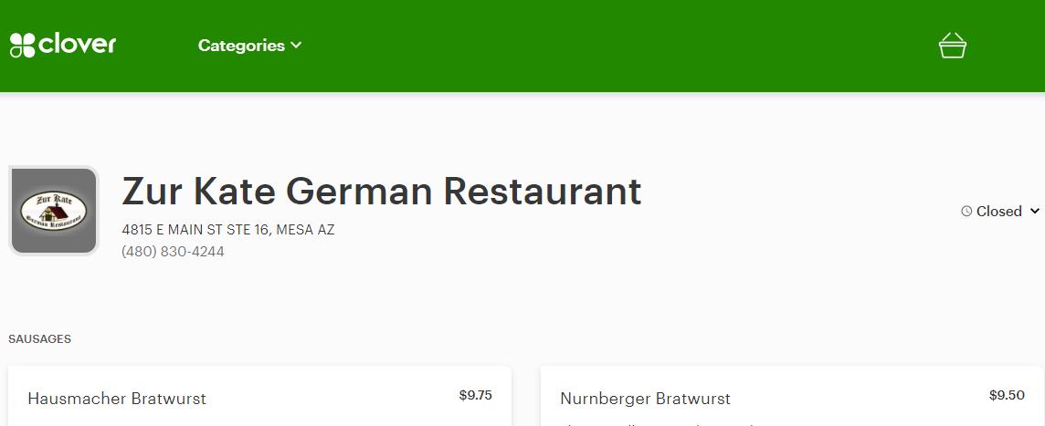 5 Best German Restaurants in Phoenix 5