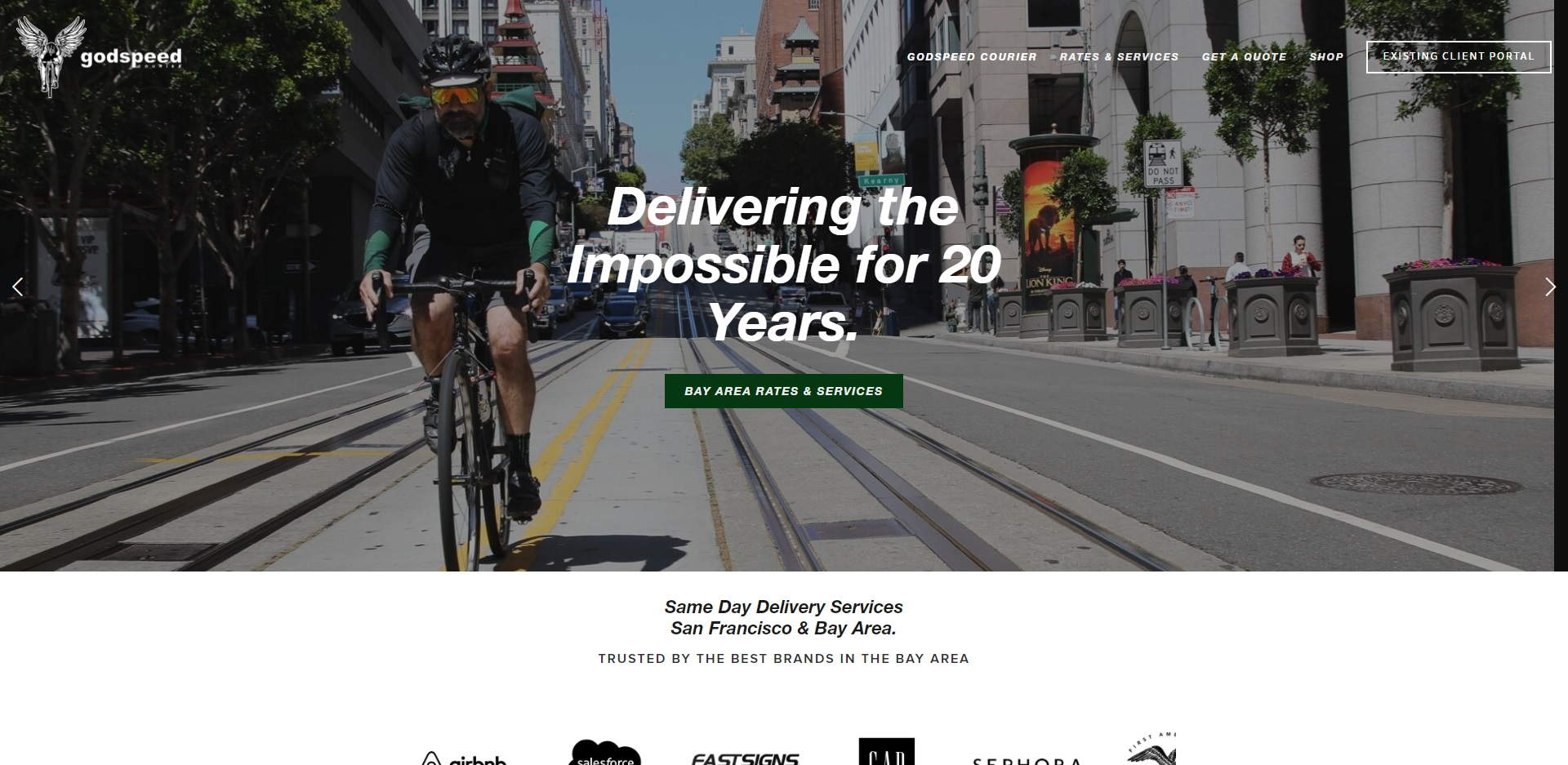 Best Couriers in San Francisco