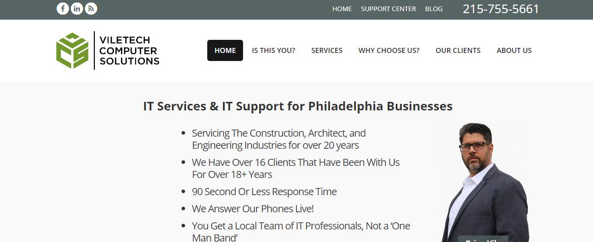 5 Best IT Support in Philadelphia 3