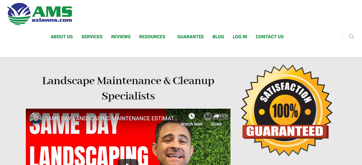 5 Best Landscaping Companies in Phoenix 2