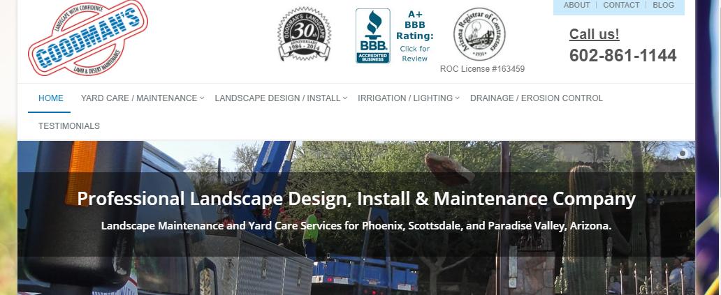 5 Best Landscaping Companies in Phoenix 3